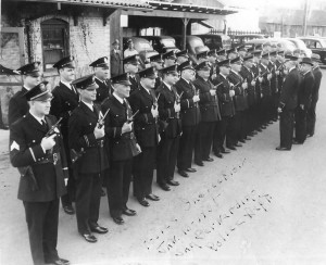SBPD Inspection Jan 13, 1935